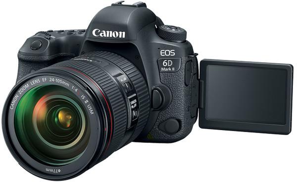 Canon Eos 6D Mark II 24-105 kit