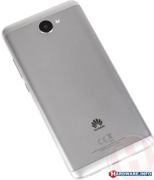 Huawei Y7 Grey