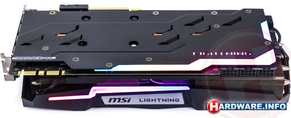 MSI GeForce GTX 1080 Ti Lightning Z 11GB