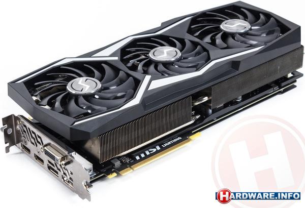 MSI GeForce GTX 1080 Ti Lightning Z 11GB