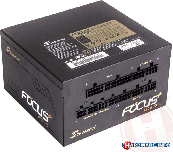 Seasonic Focus Plus Gold 750W