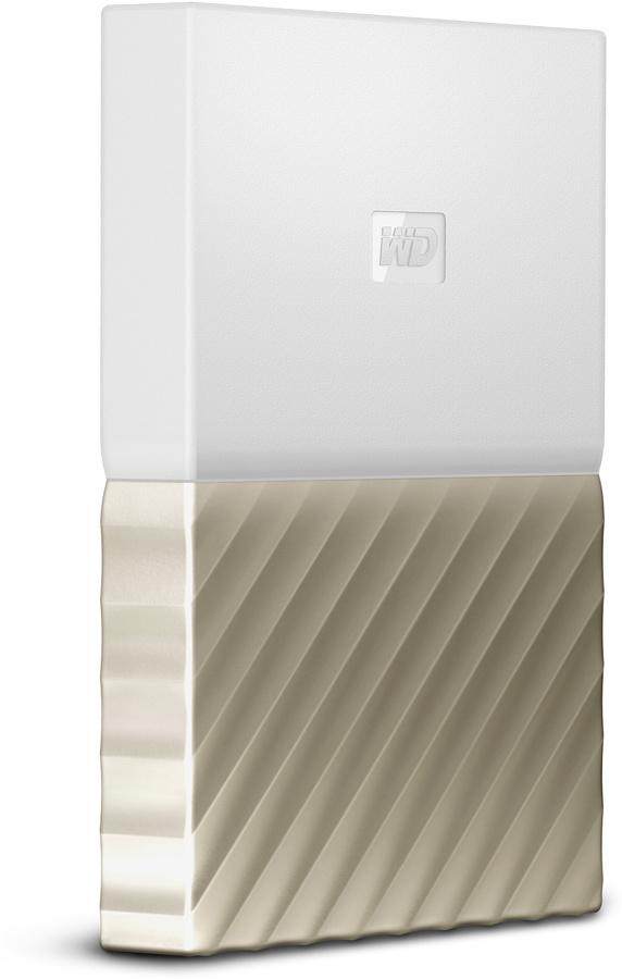 Western Digital My Passport Ultra 3TB White/Gold