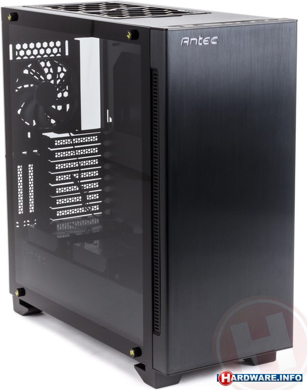 Antec P110 Window Luce