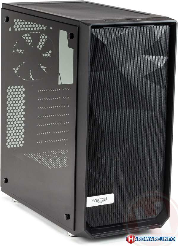 Fractal Design Meshify C Tempered Glass Edition