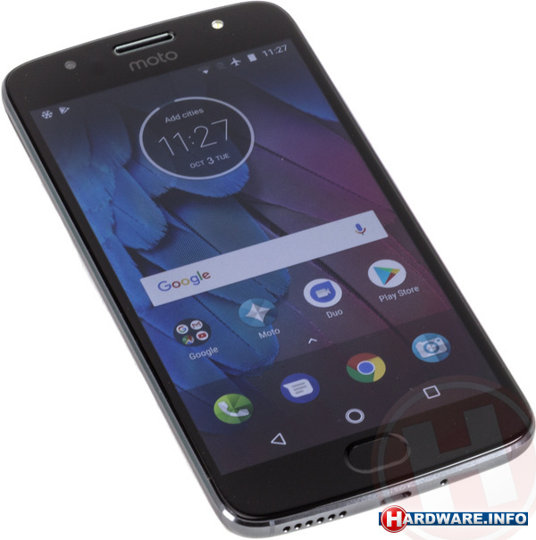 Motorola Moto G5S Grey