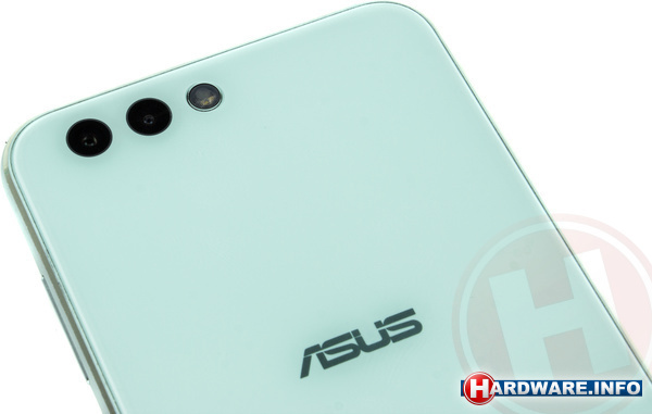 Asus ZenFone 4 Green