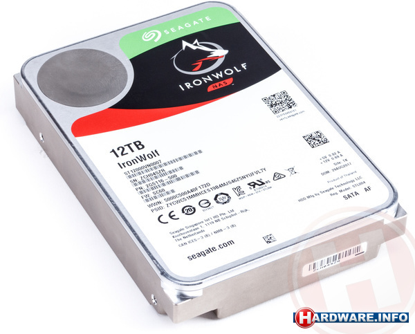 Seagate IronWolf 12TB (ST12000VN0007)