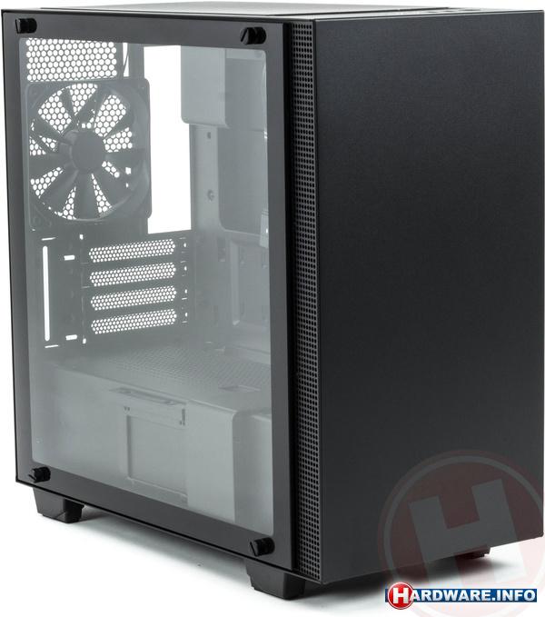NZXT H400i Black/Black