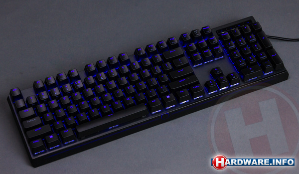 Cooler Master MasterKeys MK750 Cherry MX Blue
