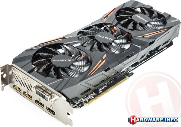 Gigabyte GeForce GTX 1070 Ti Gaming 8GB