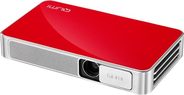 Vivitek Qumi Q3 Plus Red