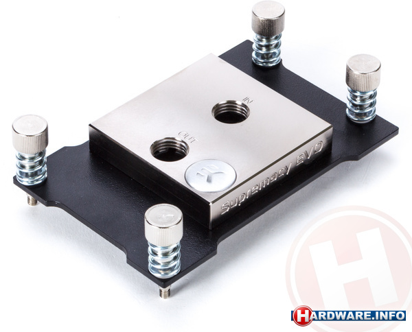 EK Waterblocks EK-Supremacy EVO Threadripper Edition Full Nickel