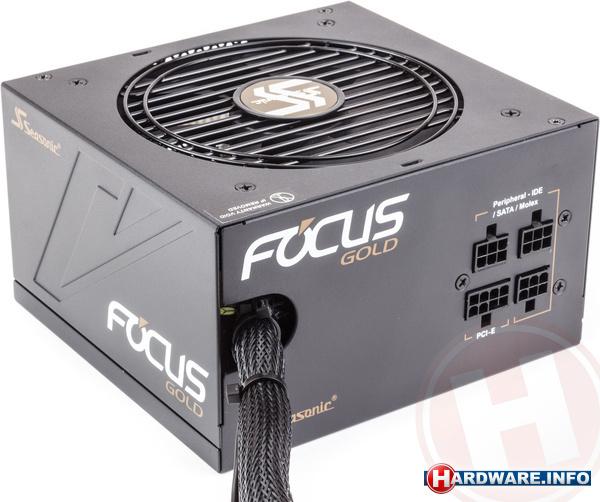 Seasonic Focus 450W Gold