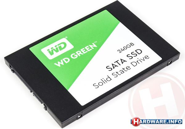 Western Digital Green 2018 240GB