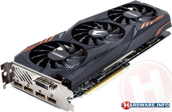 Gigabyte Aorus GeForce GTX 1070 Ti 8GB