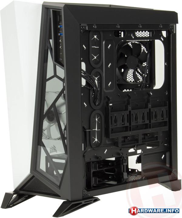 Corsair Carbide Spec-Omega Window Black/White