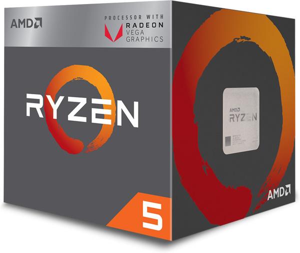 AMD Ryzen 5 2400G Boxed