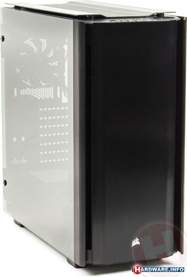 Corsair Obsidian 500D Black