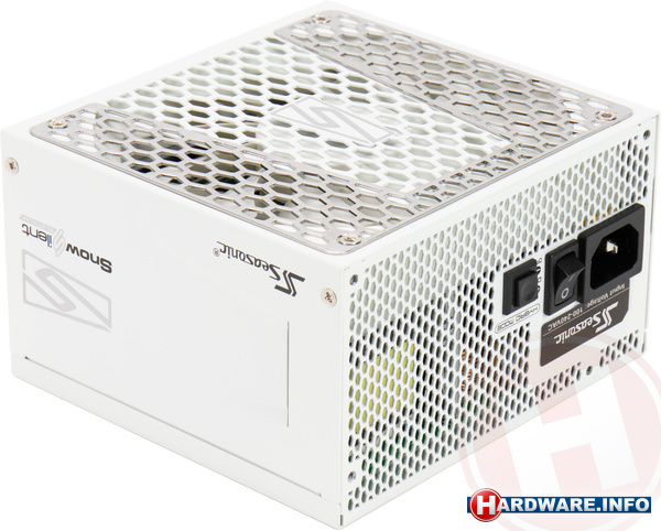 Seasonic Prime Snow Silent Platinum 650W