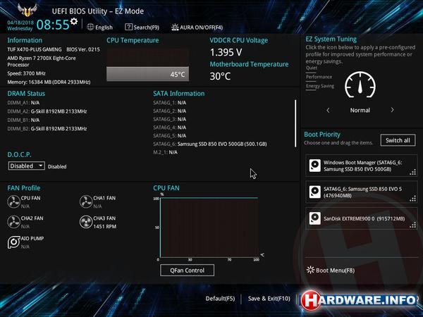 Asus TUF X470-Plus Gaming