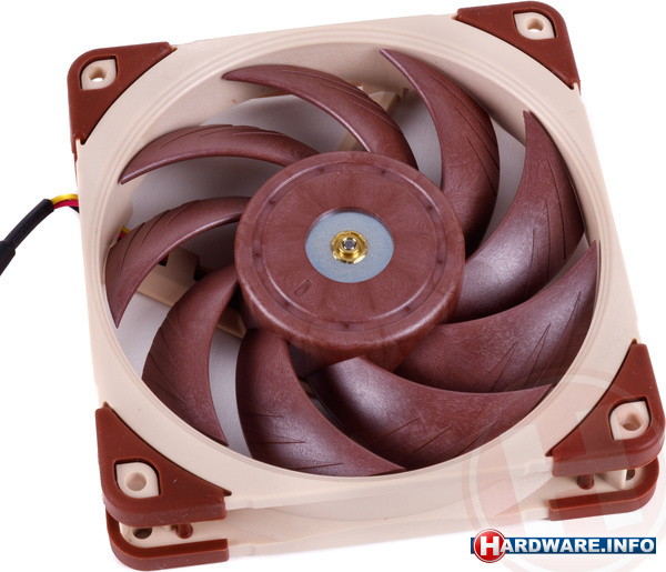Noctua NF-A12x25 case fan review: de beste ventilator ooit