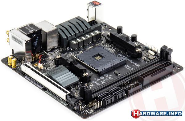 ASRock X470 Gaming-ITX/AC