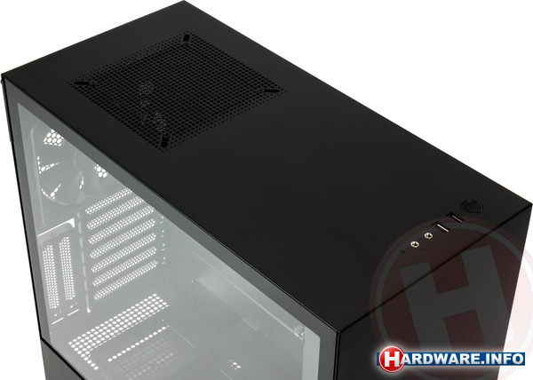 NZXT H500i Matte Black