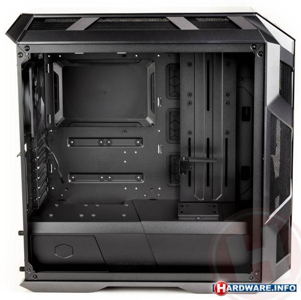Cooler Master MasterCase H500M Window Black Grey