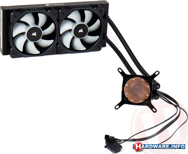 Corsair Hydro Series H100i Pro RGB 240mm