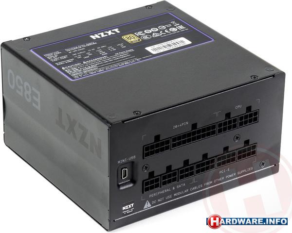 NZXT E850 850W