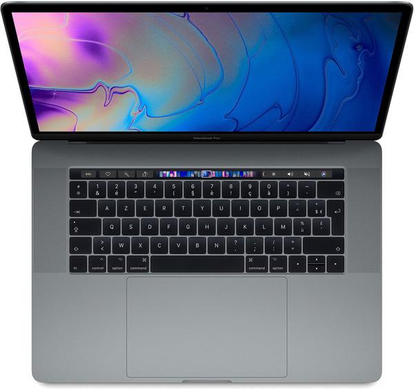 "Apple MacBook Pro 2018 15"" Grey (MR942FN/A)"