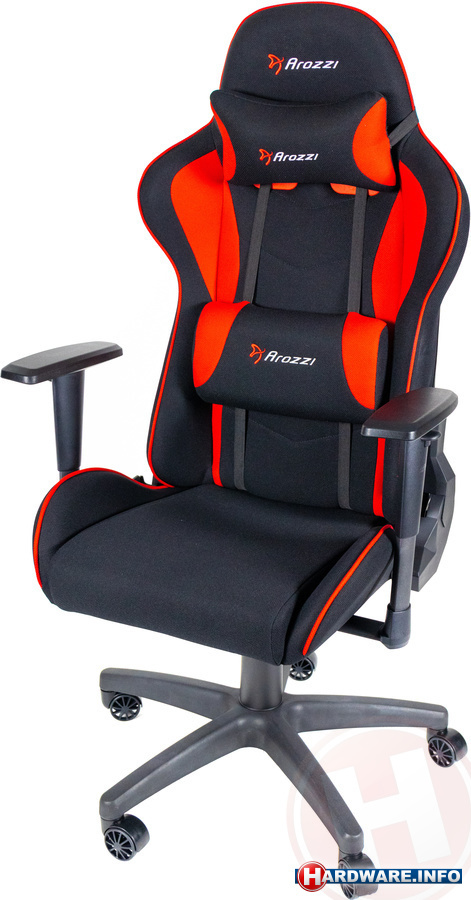 Arozzi Mezzo V2 Black/Red