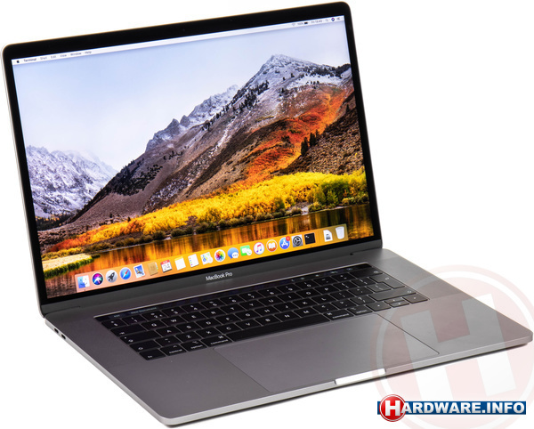 "Apple MacBook Pro 2018 15"" Grey"