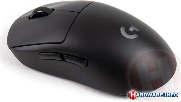 Logitech G Pro Wireless Optical Gaming Mouse Black
