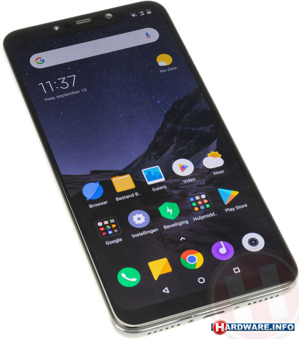 Xiaomi Pocophone F1 64GB Black