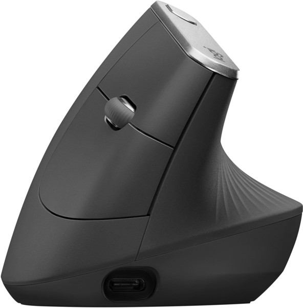 Logitech MX Vertical Advanced Ergonomic Black