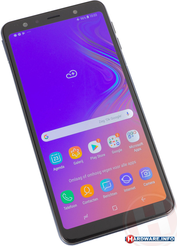 Samsung Galaxy A7 64GB Black