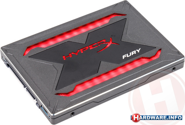 Kingston HyperX Fury RGB 480GB