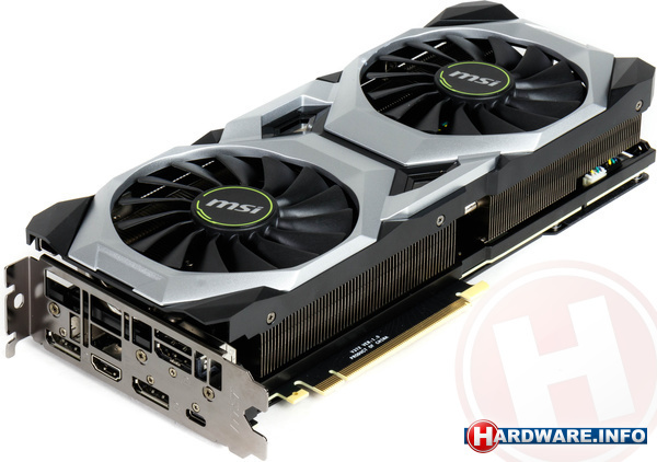 MSI GeForce RTX 2080 Ventus OC 8GB