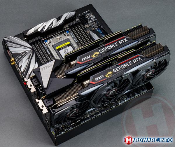 Nvidia GeForce RTX 2080 Ti SLI