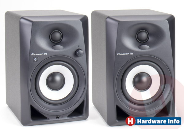 Pioneer DM-40BT Black