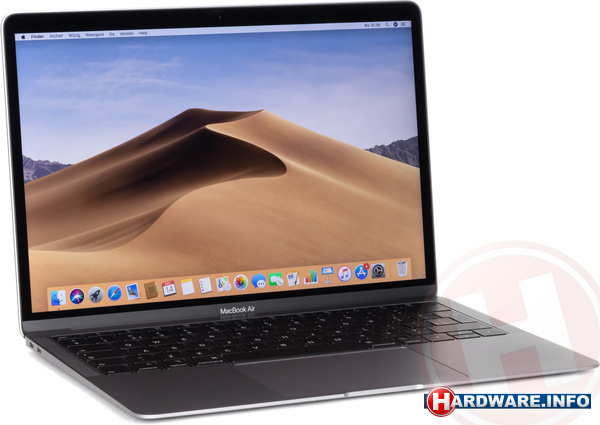 "Apple MacBook Air 2018 13.3"" Space Grey (MRE82N/A)"