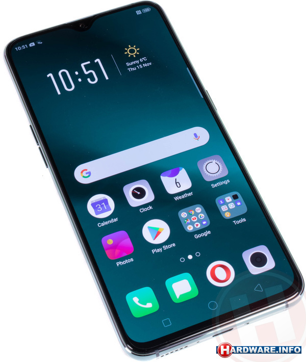 Oppo RX17 Pro Green