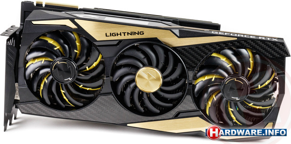 MSI GeForce RTX 2080 Ti Lightning Z 11GB