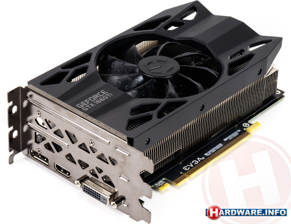 EVGA GeForce GTX 1660 Ti XC Gaming 6GB