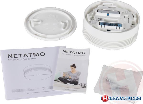 Netatmo Smart Smoke Alarm