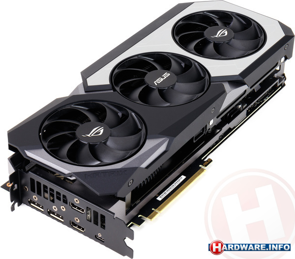 Asus GeForce RTX 2080 Ti RoG Matrix Platinum
