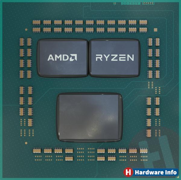 AMD Ryzen 9 3950X Boxed