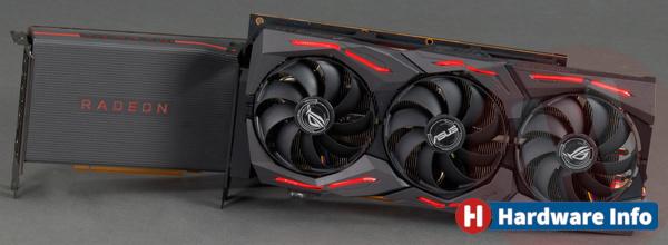 Asus RoG Radeon RX 5700 XT Strix OC Gaming