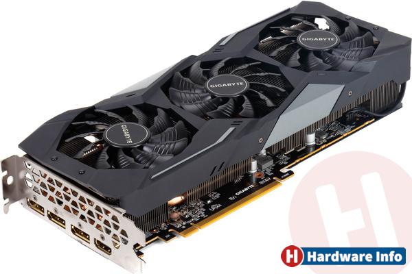 Gigabyte Radeon RX 5700 XT Gaming OC 8GB